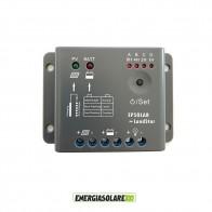 Regolatore di carica EP5 5A 12V con crepuscolare + timer