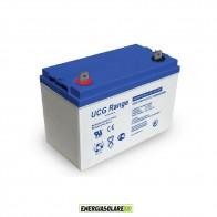 Batteria Ultracell  Gel 100Ah 12V Deep Cycle