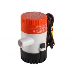 Pompa di sentina 24V 750GPH serie SF