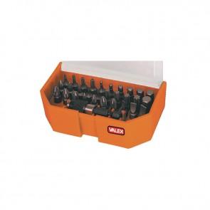 Set 31 pz S31 inserti magnetici per trapano CRV VALEX  linea professionale