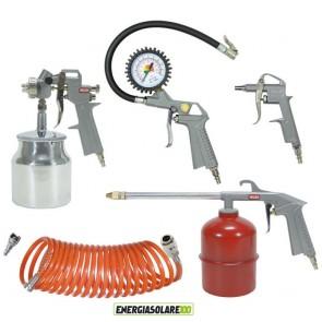 Kit 5 accessori pneumatici