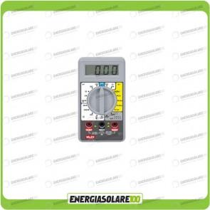 Tester Digitale P3000 misurazione Volt Ampere ohm diodo cicalino 1800160