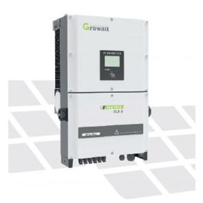 Inverter trifase di Connessione a Rete Growatt 15000TL3-S 15KW Certificato CEI 0-21