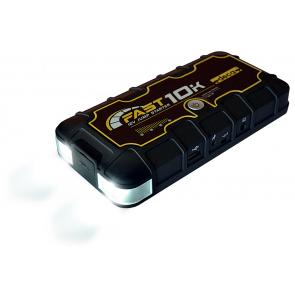 Avviatore d'emergenza e Power Bank con batteria al Litio 12V 10000mAh