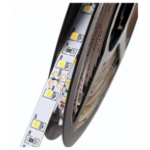 5 METRI STRISCIA 300 LED 3528 SMD PER INTERNO IP20 12 V DC