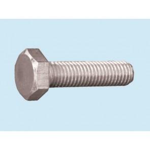 Viti acciaio zincato 8.8. a Testa Esagonale