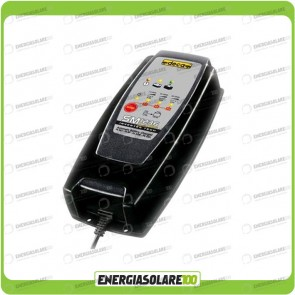 Carica Batteria Intelligente Deca SM1236 Antigelo Desolfatazione Test Alternatore - Batteria