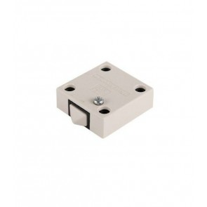 SWITCH INTERRUTTORE ON/OFF PUSH PORTA SCORRIMENTO 250 V BIANCO