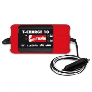 Caricabatterie T-Charge 10   2A 12V Elettronica Intelligente