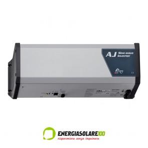 Inverter Studer AJ 1000VA 12V Swiss Made Con Regolatore di Carica PWM 25A 12Vdc