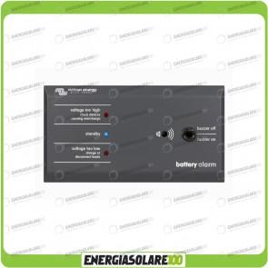 Allarme Batteria GX Victron Energy
