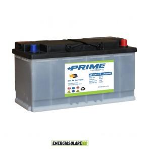 Batteria Prime Atos 100Ah 12V Piastra Piana (Default)
