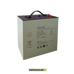 Batteria al Litio LifePo4 26.4V 40Ah
