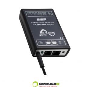 Processore di Stato Batteria Studer per sistemi Xtender con shunt 500A BSP500