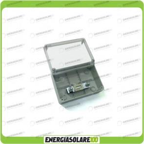 Cassetta di Protezione 60A 80V per Batterie - Inverter impianti solari fotovoltaici
