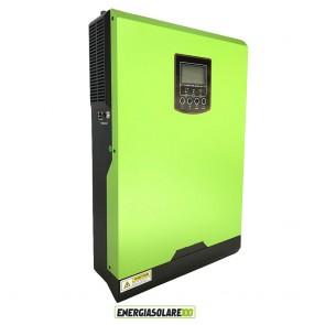 Inverter Ibrido Solare Fotovoltaico 3KW 24V Regolatore MPPT 80A 500VDC 4KW isola