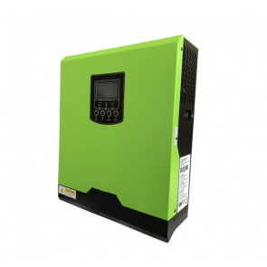 Inverter ibrido Solare Fotovoltaico Edison10 1KW 12V Caricabatteria con Regolatore di carica 50A PWM