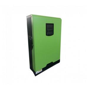 Inverter Solare Edison 5000VA 5000W 48V + Regolatore di Carica 50A 3000W PWM
