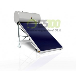 Circolazione Naturale a Glicole Kit EVO 202-4G Plus Tetto Piano