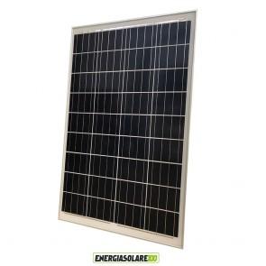 Pannello Solare Fotovoltaico 100W policristallino Serie EJ