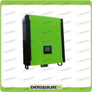 Inverter Solare Onda Pura Infinity 5000W 48V Caricabatt. + Regolatore 10Kw MPPT 900Vdc