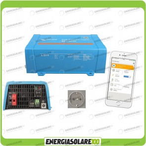 Inverter 800VA 48V 650W Victron Energy Phoenix VE.Direct onda pura