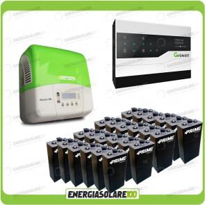 Kit Solare Storage 12Kwh