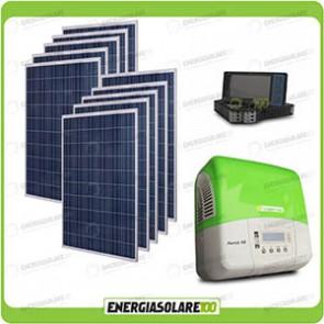 Kit Solare di 3Kw Connessione a Rete con Limitazione