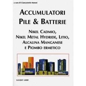 libro Accumulatori Pile e Batterie
