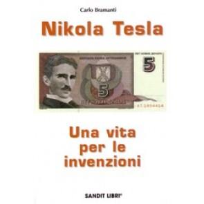 """Libro """"Nikola Tesla - Una vita per le invenzioni"""""""