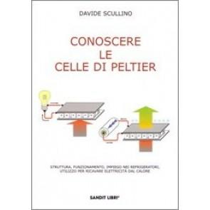 Libro dedicato alle celle di Peltier, elettricità dal calore