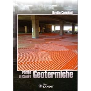 """Libro """"Pompe di Calore Geotermiche"""" di Davide Campioni"""