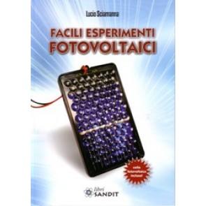 """Libro """" Facili Esperimenti Fotovoltaici """""""