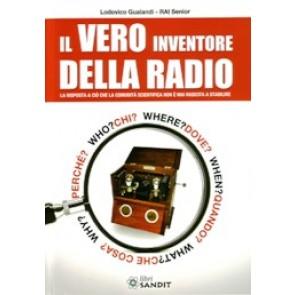 """Libro """" Il vero Inventore della Radio """""""