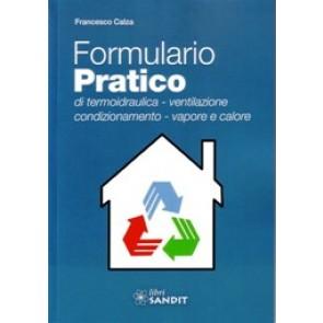 Libro Formulario termoidrauilica ventilazione condizionamento