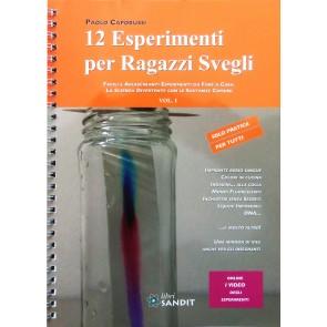 """Libro """"12 Esperimenti per Ragazzi Svegli"""""""