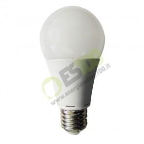 Lampada bulbo a LED 7W 12V luce naturale 4000K E27