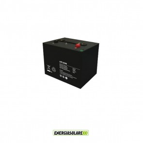 Batteria al Litio LifePo4 26.4V 40Ah