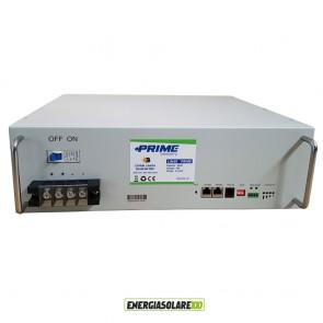 Batteria al litio solare PRIME LifePO4 50Ah 48V 2,4Kwh