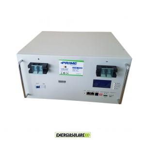 Batteria al litio solare PRIME LifePO4 100Ah 48V 4,8Kwh