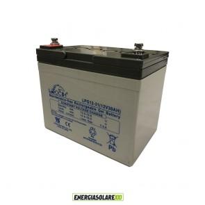 Batteria GEL Prime 30Ah 12V Deep Cycle ciclica per veicoli elettrici lunga durata