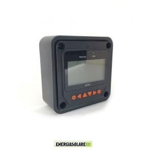 Controllo Remoto MT-50 per Regolatori di Carica con cavo