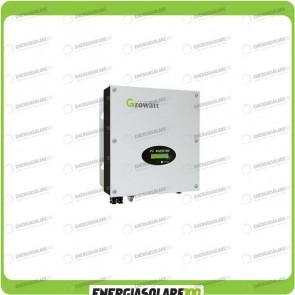 Inverter di Connessione a Rete Growatt 3600MTL-S 4100W Certificato CEI 0-21 doppio MPPT