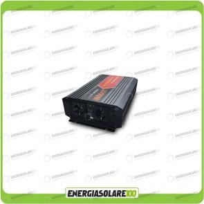 Inverter 2000W 12V 230V onda modificata camper auto barca