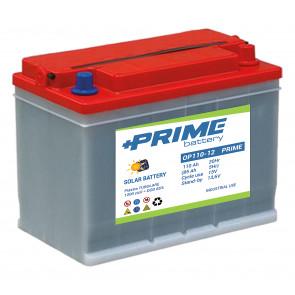 Batteria Prime Optimus 105Ah 12V Piastra Tubolare
