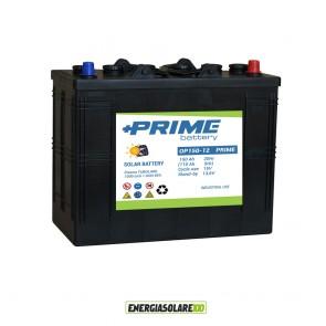 Batteria Prime Optimus 150Ah 12V Piastra Tubolare