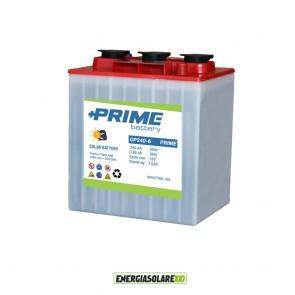 Batteria Prime Optimus 240Ah 6V Piastra Tubolare