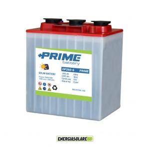 Batteria Prime Optimus 260Ah 6V Piastra Tubolare
