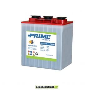 Batteria Prime Optimus 420Ah 6V Piastra Tubolare