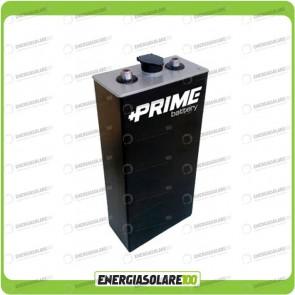 Elemento Batteria Solare OPzS 160Ah 2v Deep Cycle 15Anni Altezza 435mm F2TTM435